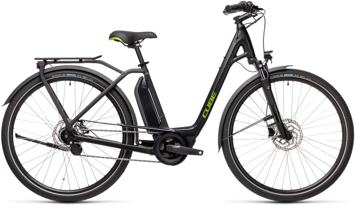 Cube Town hybrid 500 Esprit vélo Paris