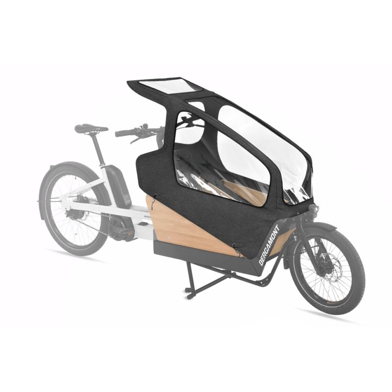 Bergamont E Cargo accessoires Esprit vélo Paris 13