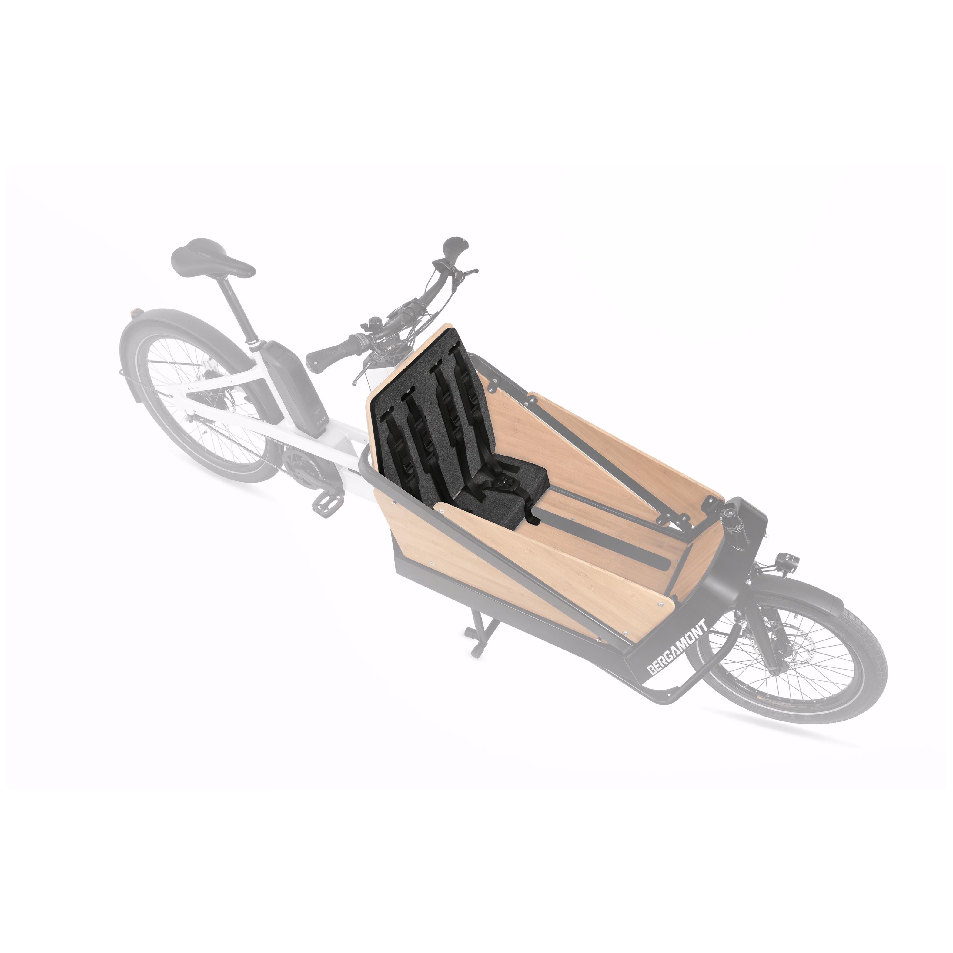 Bergamont E Cargo accessoires Esprit vélo Paris 16