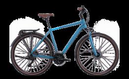 Cube Touring EXC Esprit vélo Paris 13