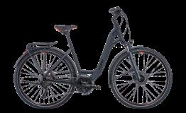 Cube Touring EXC grey n orange Esprit vélo Paris 13