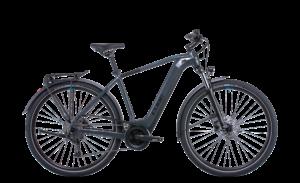 Catalogue Cube Touring Hybrid One 400 Grey Esprit vélo Paris 13