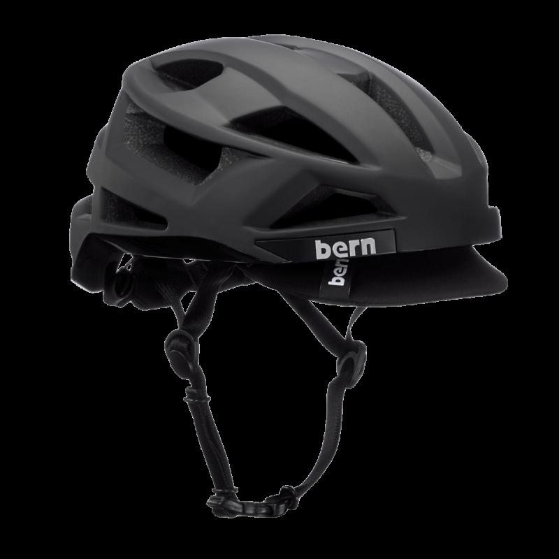 Casque Bern FL-1-Pave-Matte-Black- Esprit vélo
