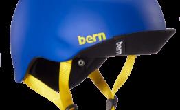 Casque Bern Nino-Matte-Cobalt-Blue-Esprit vélo