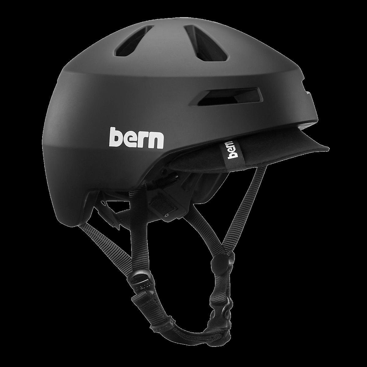 Casque Brentwood-2.0-Matte-Black Esprit vélo