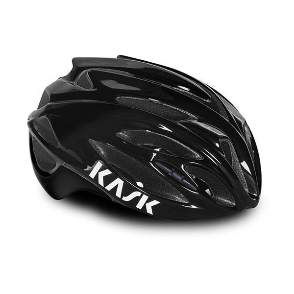 Casque kask Rapido black Esprit vélo