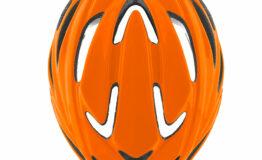Casque kask Rapido orange Esprit vélo