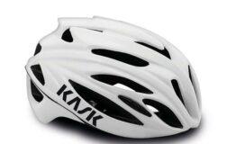 Casque kask Rapido white Esprit vélo