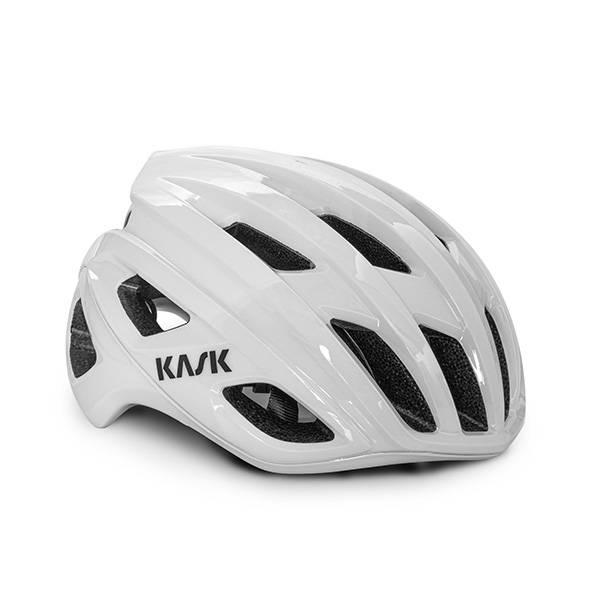 Casque kask morito 3 white Esprit vélo