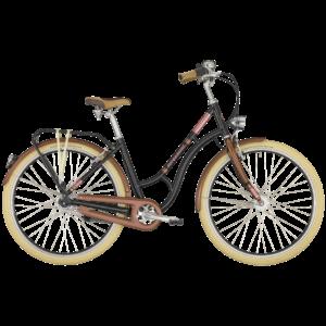 Catalogue Bergamont Summerville N7 Noir Esprit vélo