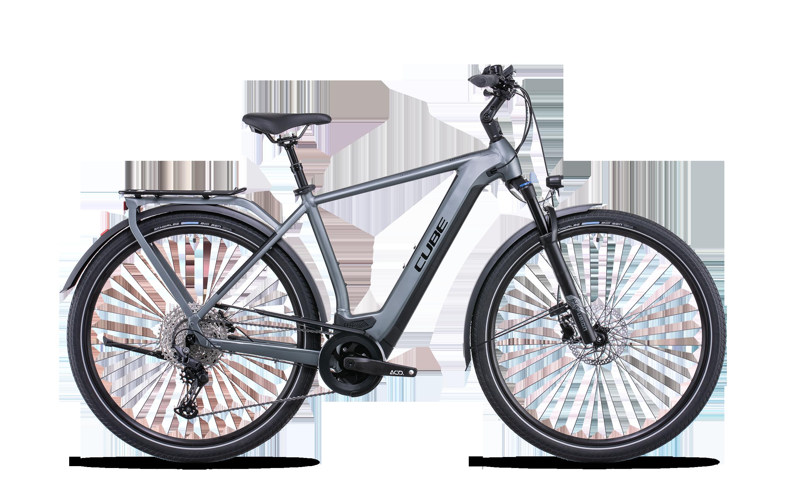 Cube Kathmandu Hybrid Pro 625 Esprit vélo Paris 13
