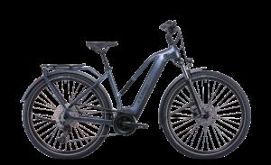Catalogue Cube Touring Hybrid PRO 500 Trapeze Esprit vélo Paris 13