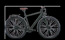 Cube Travel Pro diamant Esprit vélo Paris 13